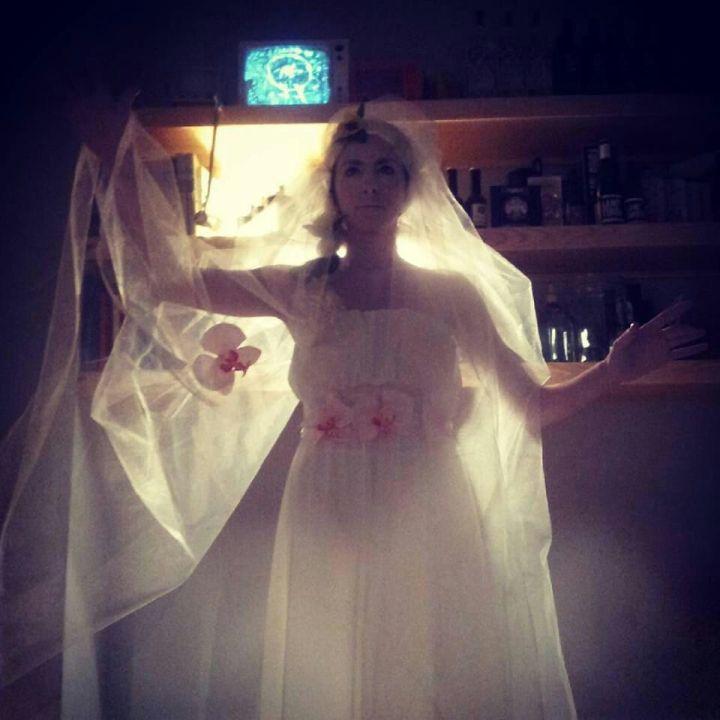 La Donna di Bianco