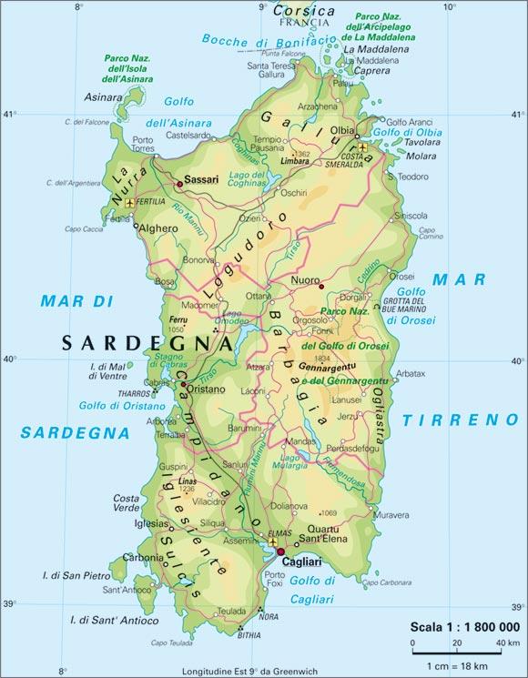 Cartina Sardegna 2017.Tutti Gli Stereotipi Piu Assurdi Sulla Sardegna Ed I Sardi La Ragazza Approssimativa