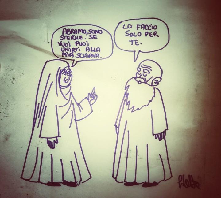 dio e abramo